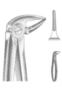 lExtracting Forceps English pattern