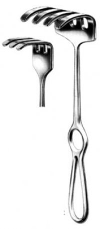 Ollier Retractor 3.prong