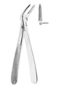 Root Splinter Extracting Forceps