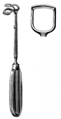 ST. Clair Thomson Adenoid Curette
